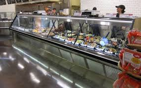 Merchandise Display Case Bakery And Deli Display Cases Borgen Refrigerated Systems