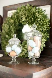 Easter Table Decorations by Easter Brunch Table Setting