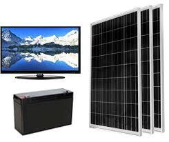 solar dc lighting system dc tv lighting solar system 500whrs spsolarstation com
