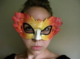 halloween costumes with masquerade masks phoenix bird mask masquerade mask firebird mask costume