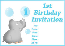 Sample 1st Birthday Invitation Card Free First Birthday Invitation Cards Iidaemilia Com