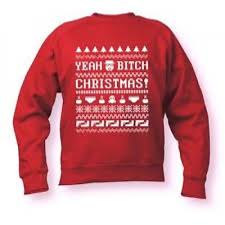 breaking bad christmas jumper