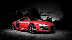 audi r8 wallpaper 1920x1080 red audi r8 red car night desktop wallpaper