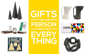 unique gift ideas for someone who is to buy for design milk