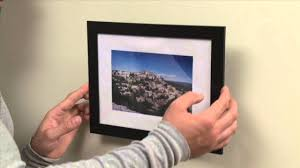How To Hang Prints How To Hang Pictures From Canadian Tire Youtube