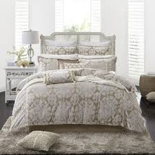 corinthian pearl quilt cover set by private collection