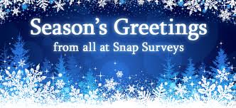 happy greetings from all of us at snap surveys