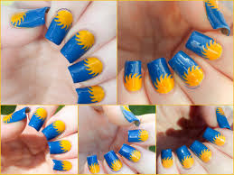 sunshine nails part two kimett kolor