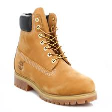 timberland mens wheat premium 6 inch nubuck leather boots winter