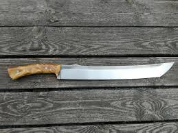 big camp knife i made for a friend sherdog forums ufc mma