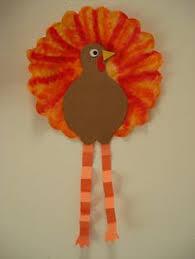 light up thanksgiving turkey circuit craft for thanksgiving
