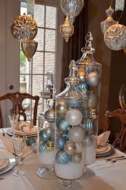 Christmas Decorations Baby Blue by Best 25 Blue Table Settings Ideas On Pinterest Royal Blue