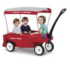 wagon baby play deluxe wagon shop childrens wagons radio flyer