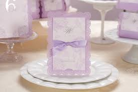 Handmade Invitation Cards Designs Personalized Purple Wedding Invitations Cards Ribbon Handmade