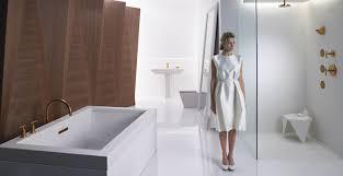 Kohler Bathroom Fixtures by The Allure Of The Minimalist Bath Bathroom Trends Bathroom