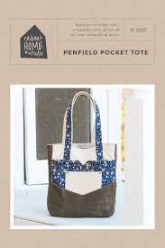 penfield pocket tote u2013 radiant home studio
