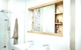Sliding Bathroom Mirror Ikea Molger Sliding Bathroom Mirror Cabinet Additional Image Of