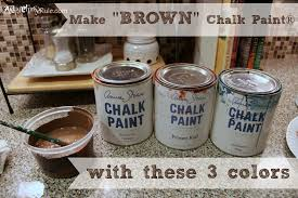 what two colors make brown paint what paint colors make brown