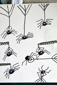 fingerprint spider art kids love this momdot