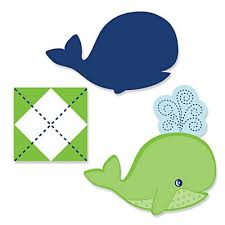 whale baby shower tale of a whale baby shower theme bigdotofhappiness
