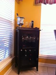 Wood Wine Cabinet Stunning Winsome Wood Wine Cabinet With Glass Door Espresso 29