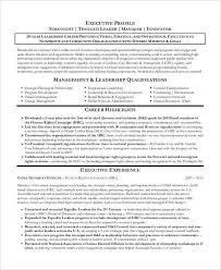 Printable Resume Templates Free Executive Resume Samples Free Over 10000 Cv And Resume Samples