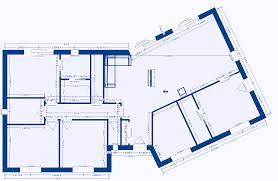 plan de maison gratuit 3 chambres plan maison plain pied 3 chambres gratuit cool design plan d une
