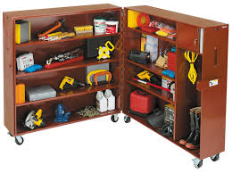 Tool Storage Cabinets Delta Jobox Rolling Clam Shell Tool Storage Cabinet