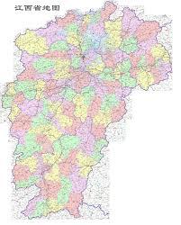 China Province Map Jiangxi Province Map 6065x7541 11 5m Map China Map Shenzhen Map