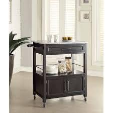 kitchen beautiful kitchen island cart granite top trolley