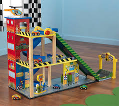Making Wooden Toy Garage by Wooden Toy Steering Wheel Diy Wooden Crate Parking Garage For