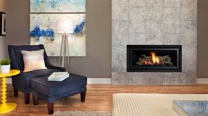 Contemporary Gas Fireplaces by U900e Large Contemporary Linear Wide View Modern Gas Fireplace