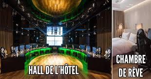 chambre gamer voici la chambre d hôtel dans laquelle tout gamer rêve d aller