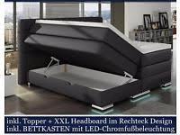 schlafzimmer boxspringbett boxspringbetten schlafzimmer möbel gebraucht kaufen ebay