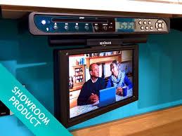 undermount tv for kitchen undermount kitchen venturer klr19132 on