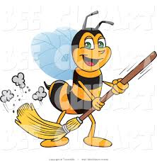 free clipart work bee collection