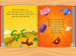 the little red hen story story education com