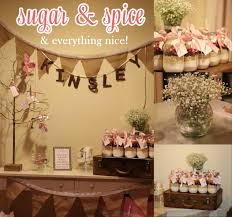 sugar spice everything baby shower sugaring babies and