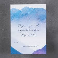 mountain wedding invitations wedding invitations blue mountains yaseen for