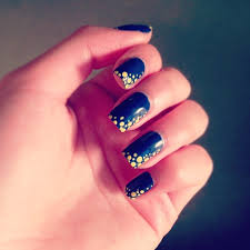 20 best nail art images on pinterest blue yellow make up and