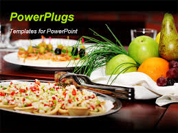 free powerpoint template restaurant restaurant business plans ppt