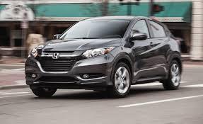 2016 honda hr v fwd manual instrumented test u2013 review u2013 car and driver