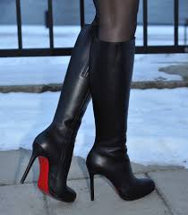 christian louboutin botalili 120 boots vuitton shoes replica