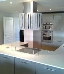 hottes de cuisine design hotte de cuisine design equiper votre cuisine avec de linox hotte