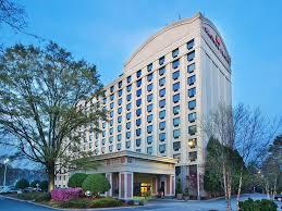 Atlanta Airport Food Map by Hotel Crowne Plaza Atlanta Airport Ga Booking Com