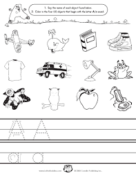 6 best images of beginning letter sound activities printable
