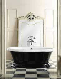 Black And White Checkered Tile Bathroom 5 Bath Designs That U0027ll Make You Swoon