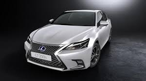 white lexus 2018 2018 lexus ct 200h receives subtle facelift again