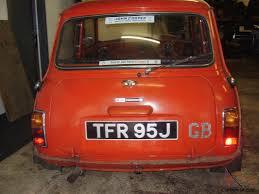 cooper s 1275 1971 barn find rare car john cooper provenance