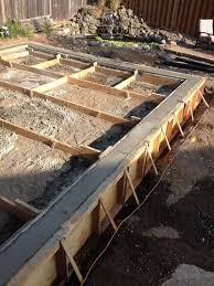 home theater construction sherwood miniplex construction begins avs forum home theater
